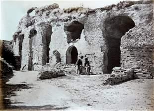 Golden House of Nero Baths of Titus