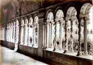 Cloister of St Pauls Rome