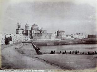Panorama of Cadiz from Cupuchinos