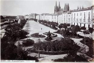 Burgos Public Promenade