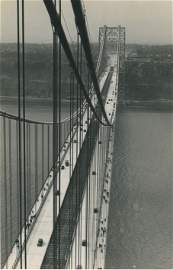 George Washington Bridge, N.Y.C. c1925