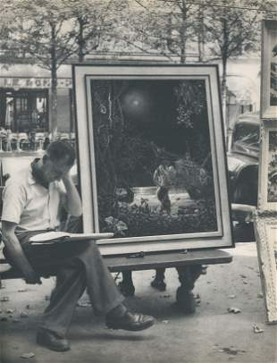 Art for Sale C1950