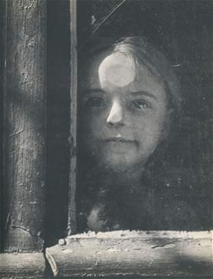 Looking through a Window C1950