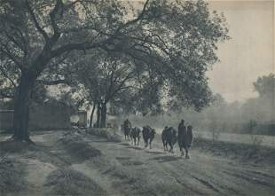 The Road to the Western Hills c1920