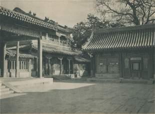 The Ying Tai Terrace of the Ocean c1920