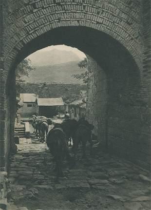 Gateway at Chu Yung Kuen c1920
