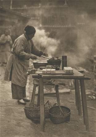 The Bakery Peking c1914