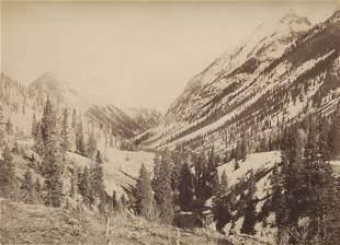Cunningham Gulch, Rio Grande, Colorado, c1875