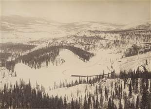 Valley of the Blue River, D.S.P., C.P.R.R. near