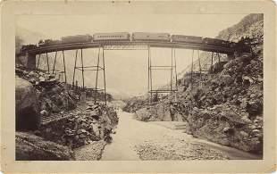 High Bridge in Loop. C.C.R.R. C1890