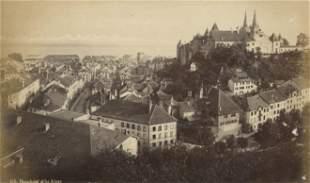 Neuchatel, Switzerland. c1882