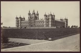 Donaldson's Hospital, Edinburgh. C1880