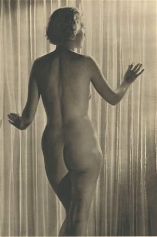 Nude by Bertram Park & Yvonne Gregory. C1936