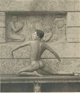 Male Nude by Paul Jsenfels. C1927