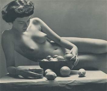 Nude by Andre de Dienes. C1950