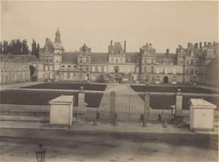 Palace of Fontainbleau. C1890