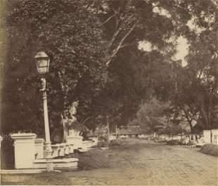 Ceylon Street Scene. c1880