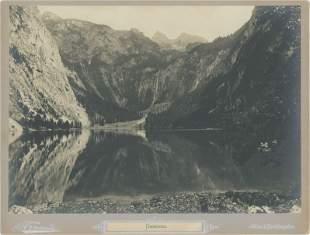 Obersee, Bavaria, Germany. c1920