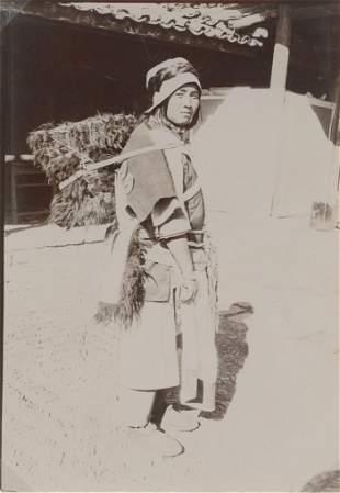 CHINA. Nashi Woman, Yunan Province, c1924
