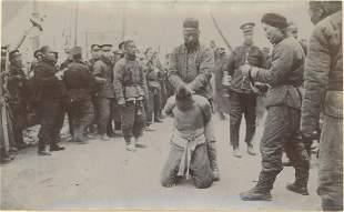 CHINA. Summary Execution by Beheading, Tiensin. C1912
