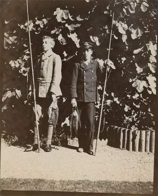 ENGLAND. A Good Day Fishing. C1900