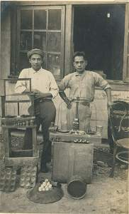 PHILIPPINES. Gold Assayers of the Benguet Mining Co.