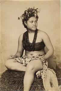 SAMOA. Princess Lulu. c1885