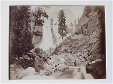 U.S.A. Mammoth Print of Piwayac - Vernal Fall - 300