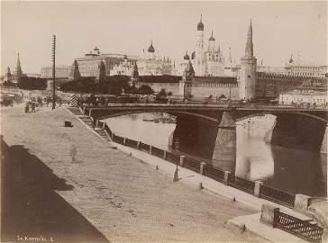Kremlin, Moscow, Russia. C1880