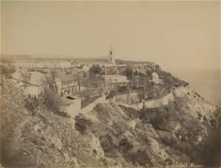 Crimea – Monastery of St. Georges. C1880