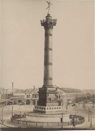 FRANCE. Statue of Liberty, Place de la Republic, Paris