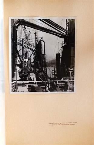 ALBUM. COPRA from Indonesia in Amsterdam. C1950