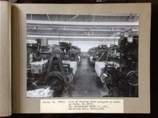 ALBUM. TEXTILES. Metropolitan-Vickers Electrical Co.