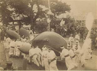 Whaling Festival, Taiji. C1880