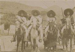 MEXICO. Mexican Revolutionaries. C1900