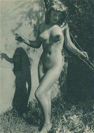 German Nude, c1950
