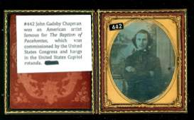 Sixth plate dag of Artist John Gadsby Chapman