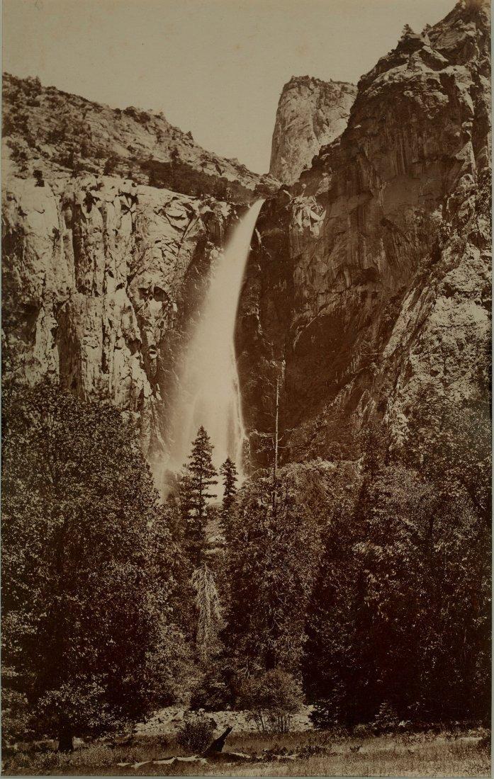Pohono, the Bridal Veil Fall, 900 feet. Yosemite,