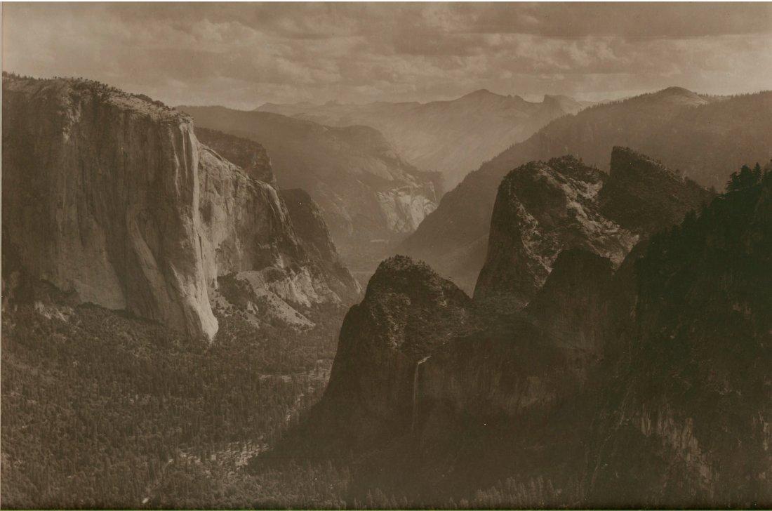 Yosemite Valley, California. c1900