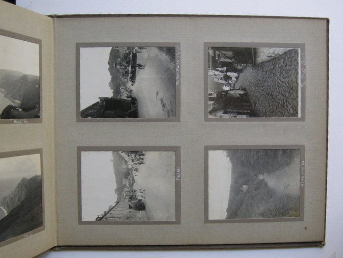 Photograph Album of France and England