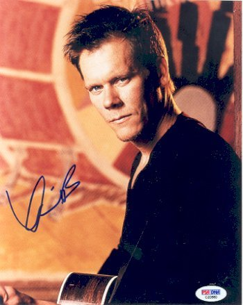 21: Kevin Bacon Signed 8 x 10 Photo PSA/DNA