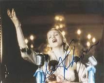 """344: Madonna In Person Signed """"Evita"""" Photo GAI COA"""
