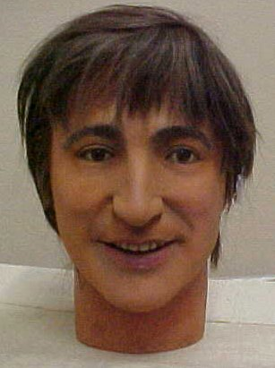752: The Beatles Rare Original Wax Heads Ex. Tussauds