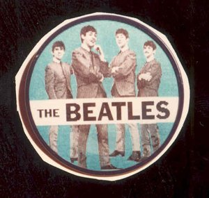 755: The Beatles Vintage Mini Disc GAI