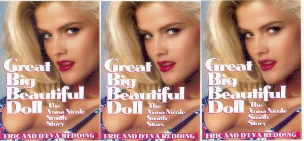 2: (Anna Nicole Smith) Signed Promo Postcards