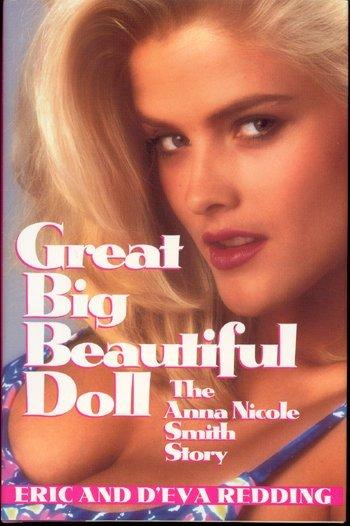 3: Anna Nicole Smith Signed 1st Print Biography