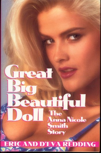 4: Anna Nicole Smith Signed Biography Lot (2)