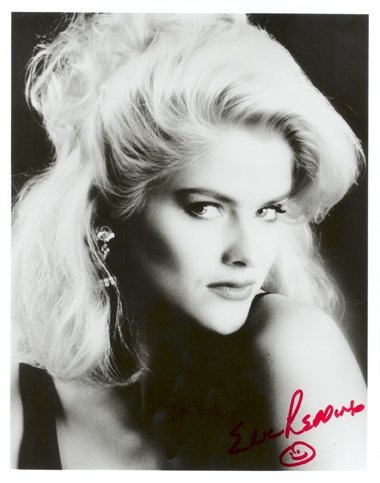 6: Anna Nicole Smith Rare 1992 Head Shot Photo