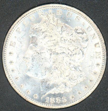 1339: Set of 3 GSA Carson City Dollars (1882-1884)