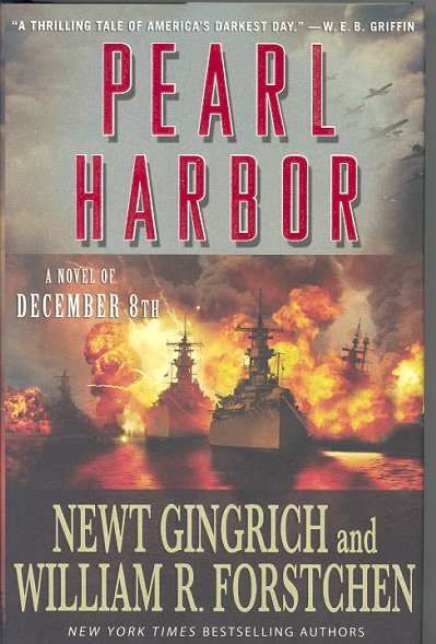 9: Newt Gingrich Signed Hardcover Book